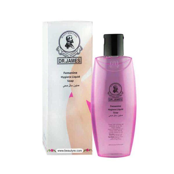 Dr.James Feminine Hygiene Liquid Soap, 200 gms