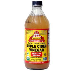 Bragg Organic Raw Apple Cider Vinegar – 946ml