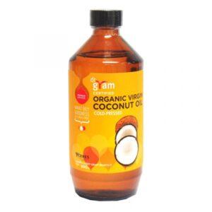Dr Gram organic extra virgin coconut oil 500m
