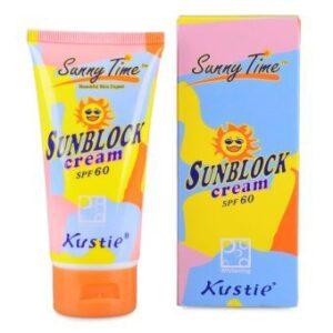 Waterproof Sun Block Cream with SPF60