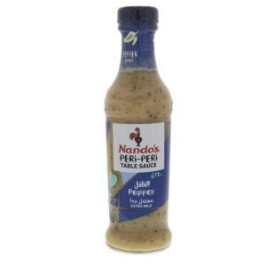 Nandos peri peri pepper Extra mild sauce 250gm