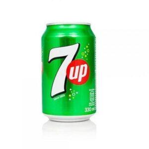 7 up soft drink 330 ml