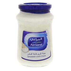 Almarai Spreadable Cream Cheese, 500gm