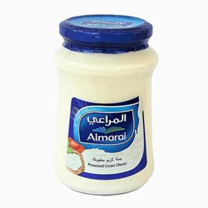 Almarai Spreadable Cream Cheese, 200gm