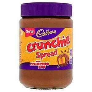 Cadbury Crunchie Spread 400gm