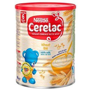 Cerelac Rice With Milk 400g