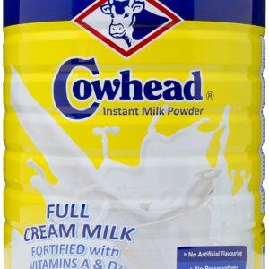 Cowhead Full Cream Inst Milk Powder 2.5kg