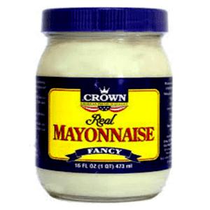 Crown Mayonnaise (USA) 473ml