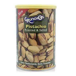 Crunchos Pistachio nut tin 350gm
