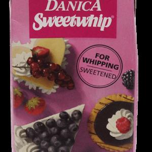 Danica Non Dairy Whipping Cream Sweet 1000g