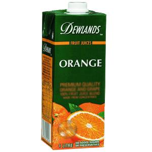 Dewlands Orange Juice 1Lit