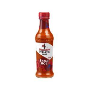 Nandos peri peri Extra hot sauce 250gm