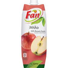 Fan Apple Juice 1Lt
