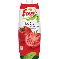 Fan Tomato Juice 1lt