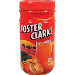 Foster Clark's Mandarin jar 750gm