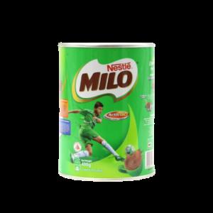 Nestle Milo Tin Chocolate Flavored 400ml (Malaysia)