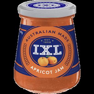 IXL Apricot Jam 480gm