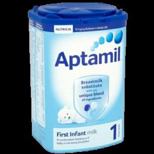 Aptamil 1 First Infant Milk