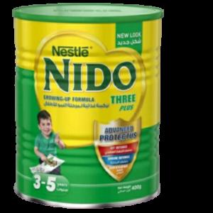 Nido Growing Up Formula 3 To 5 (400g)