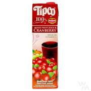 Tipco Mixed Fruit Juice Cranberry Formula 1Lit (Thailand)