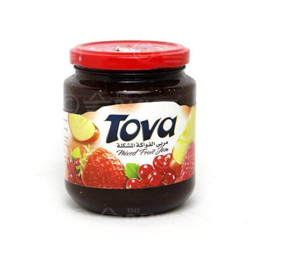 Tova Mixed Fruit Jam 450gm