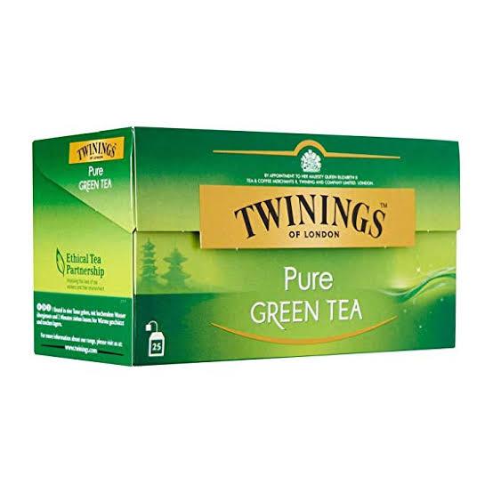 Twining Green Tea Earl Grey 25 Bag (U.A.E)