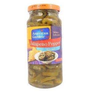American Garden Pickle Jalapeno Pepper sliced 473gm