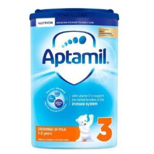 Aptamil 3 Growing up milk (U.K) 800gm