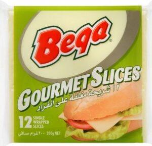 Bega Slice Cheese 200gm