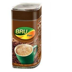Bru Coffee Pure 100gm (India)