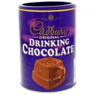 Cadbury Drinking Chocolate Powder 250gm (UK)