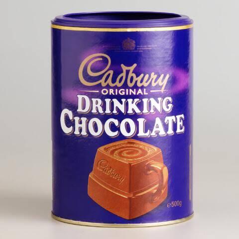 Cadbury Drinking Chocolate Powder 500gm