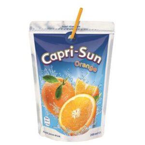Capri Juice Orange 200ml (U.K)