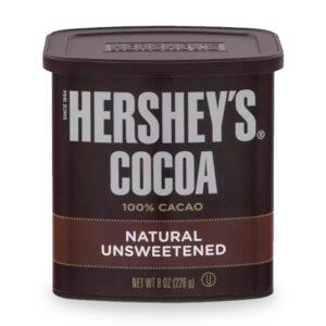 Hershey's Cocoa powder jar 226gm