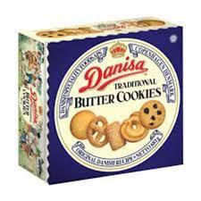 Danisa Biscuit Batter Cookies traditional 454gm