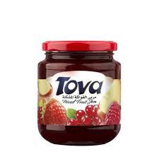 Tova Jam Strawberry – 435gm
