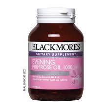 BLACKMORES Evening Primrose Oil 1000mg 60's