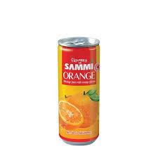 Flavours of Sammi 240ml Orange Juice with Orange Pieces