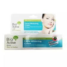 Bio Active Facial Whitening Cream - 100ml