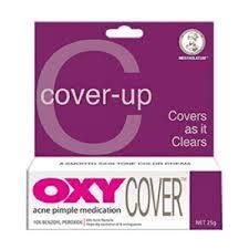 OXY Regular Strength OXY 5 Acne Treatment