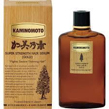 KAMINOMOTO Super Strength Hair Serum Gold 150ml
