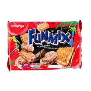 Funmix Biscuit pack 295gm