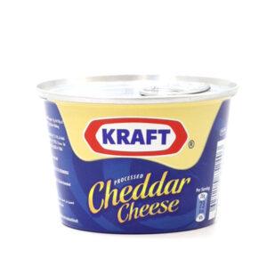 Kraft Cheddar Cheese 190gm