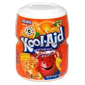Kool Aid Orange Drink powder 538g