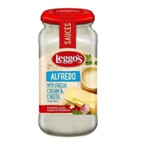 Leggos Pasta Sauce Alfrido (Italy) 490gm