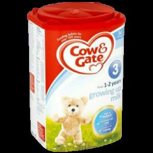 Cow & Gate 3 Growing up Baby milk powder 800g
