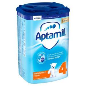 Aptamil 4 Growing up milk (U.K) 800gm