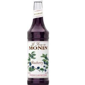 Monin Syrup Blueberry 700ml