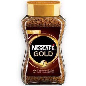Nescafe Coffee Gold Singature aroma 200gm (Singapore)