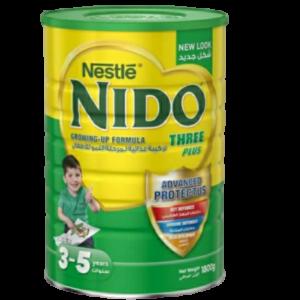 Nido Growing Up Formula 3 To 5 (1800g)